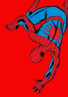 Spider-Man art by Romita Sr., 1970.