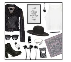 """Not all those who wonder are lost"" by htc-los-angeles on Polyvore featuring moda, HTC, Hollywood Trading Company, Dot & Bo, Triwa, Daniel Wellington, MiN New York e Barry M"