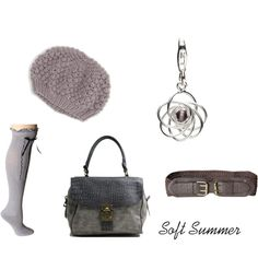 """""""Holiday shopping: Soft Summer"""" by enlightenedshopper on Polyvore"""