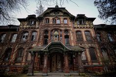 Beelitz Heilstätten: An Abandoned Military Hospital