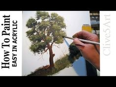 Learn to paint Acrylic Painting Lessons, Acrylic Painting Tutorials, Acrylic Art, Learn Art, Learn To Paint, Learn To Draw, Drawing Lessons, Art Tutorials, Learning