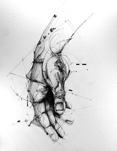 Amazing artwork by via Anatomy Sketches, Anatomy Drawing, Anatomy Art, Drawing Sketches, Art Drawings, Life Drawing, Painting & Drawing, Eric Lacombe, Creation Art