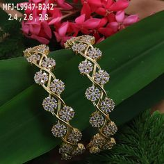 Temple jewellery available at AnkhJewels for booking msg on Gold Bangles, Gold Jewelry, Hand Watch, Temple Jewellery, Jewelry Patterns, Jewelry Design, Diamond, Bracelets, Earrings
