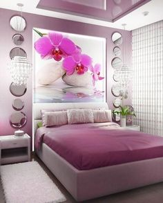 Pretty In Pink- 18 Stylish Girl Bedroom Design Ideas - http://www.interiorredesignseminar.com/other-ideas/pretty-in-pink-18-stylish-girl-bedroom-design-ideas/ -   Pink is a colour nowadays that is clearly connected with girls and ladies girls' bedrooms in pink seem to be perpetual hits that are the complete rave. Most of the girl's rooms paint ideas begin from pink and the most frequent girls rooms decorating ideas begin with glamorous things like flo...