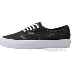 http://www.jordan2u.com/vans-denim-stitch-authentic-ca-blackwhite.html VANS DENIM STITCH AUTHENTIC CA - BLACK/WHITE Only $75.00 , Free Shipping!