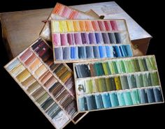 Collection de pastels demi-durs Macle, 1860/80