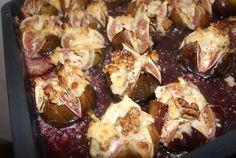 31.10.2011 Инжир, запеченный с сыром, грецким орехом и медом.
