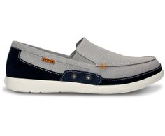 Men's Sneakers | Comfortable & Casual Sneakers for Men | $64.99 |  #Fall #Shoes #Crocs Put your best foot forward this fall with styles from crocs.com