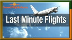 Smart Flights Fares is giving you the opportunity to find Extremely Cheap Last Minute Flights Deals. The deals which made your budget at a low budget are only the last-minute plane tickets. The Smart Flights Fares is the leading portal for the booking of air tickets.