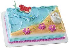 Little Mermaid Cake Kit