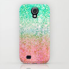 Summer Rain Merge Samsung Galaxy S4 case by Lisa Argyropoulos