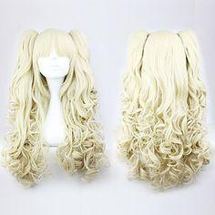 http://www.lightinthebox.com/golden-double-ponytail-70cm-sweet-lolita-curly-wig_p390400.html  $ 27.99