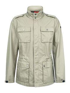 Christy Supreme Capsule Stripe Robe Range Berry - House of Fraser. Highlander  VI Field Jacket