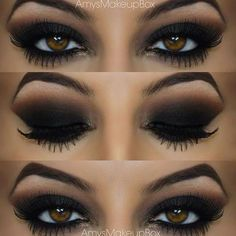 Maquillage Yeux 40 Eye Makeup Looks for Brown Eyes | StayGlam