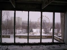 Pripyat was established on Feb. 4th, 1970 in Ukraine near the border of Belarus as a Soviet nuclear city. It was home to many of the workers who worked in the nearby Chernobyl nuclear power plant, which melted down disastrously in the 1986 Chernobyl Disaster. After being evacuated, Pripyat remains a radioactive ghost town that can only be visited through guided tours.