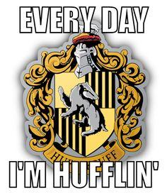 Shut it down huffles!