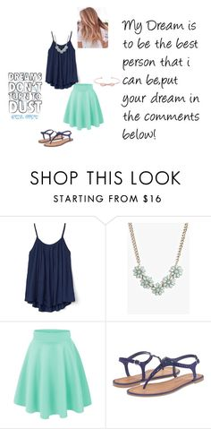 """""""My Dream!<3"""" by pibbgirl13 ❤ liked on Polyvore featuring Gap, Boohoo, Chinese Laundry and Ted Baker"""