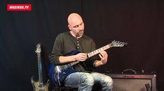 Rockové kurzy - elektrická kytara III: Dórská a bluesová škála