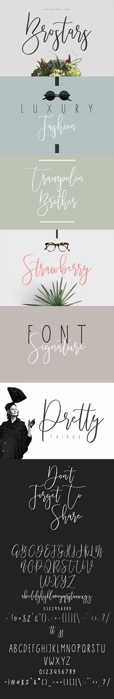 Brostars Typeface #cool #typeface • Download here → https://graphicriver.net/item/brostars-typeface/20551271?ref=pxcr