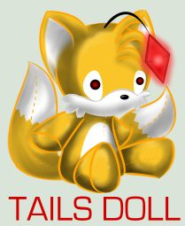 Plushie Collection: Tails Doll by WingedHippocampus on deviantART Shadow The Hedgehog, Sonic The Hedgehog, Tails Doll, Rouge The Bat, Nintendo Sega, Cute Photos, Plushies, Art Reference, Really Cool Stuff
