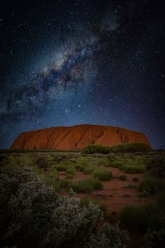 """Uluru, or Ayers Rock, is a massive sandstone monolith in the heart of the Northern Territory's arid """"Red Centre"""" Australia Travel Guide, Visit Australia, Western Australia, Australia Honeymoon, Aussie Australia, Australian Photography, Nature Photography, Travel Photography, Ayers Rock Australia"""