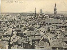 Zaragoza vista aerea