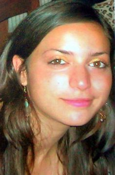 Meredith Kercher - 28Dec 1985 - 01Nov 2007 (murdered at the age of 21) Perugia, Umbria Italy
