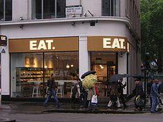 EAT. Charing Cross Road, London