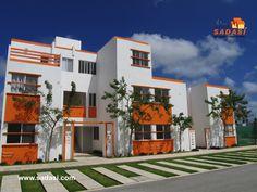 #conjuntosintegrales LAS MEJORES CASAS DE MÉXICO. En Grupo Sadasi, contamos con cuatro desarrollos en el Estado de Quintana Roo. En Cancún se ubican Prado Norte y Jardines del Sur en su Etapa 3 y en Playa del Carmen, Los Olivos en su Etapa 2 y La Joya Residencial en su Etapa 3. Le invitamos a conocer nuestros esquemas de crédito para adquirir su casa en este bello estado. (999)9412182.