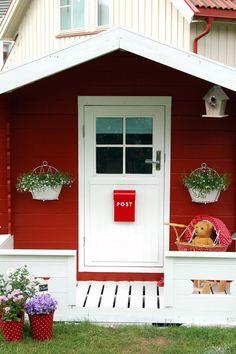 Red Norwegian Playhouse