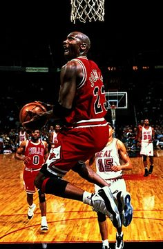 Jordan Vs Miami Heat