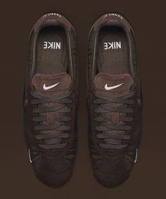 NikeLab Cortez Textil (Brown)