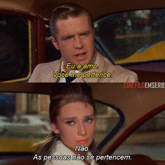 Trendy Breakfast At Tiffanys Frases Life Ideas Cinema Quotes, Movie Quotes, Life Quotes, George Peppard, Blake Edwards, Breakfast At Tiffanys, Breakfast At Tiffany's Movie, Series Movies, Movies And Tv Shows
