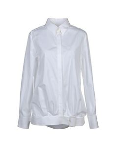 Mcq Women - Shirts - Long sleeves with belt