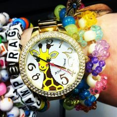colorful arm candy