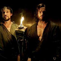 (via Da Vinci's Demons: 2 new interviews with Tom... - Tom Riley