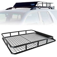 Image result for roof rack cargo