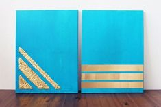 50 Creative Ways to DIY Your Own Wall Art via Brit   Co