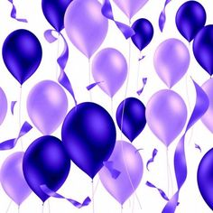 Relay For Life of Greater Milford (part of the ACS Relay Nation) Purple Day, Purple Balloons, Love Balloon, Relay For Life, The Cure, Birthdays, Blue And White, Color, Epilepsy