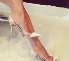 Women's Nude shoes/ Fashion Heels #Unbranded #CourtShoes