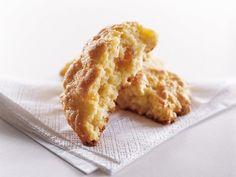 Apelsin- och aprikosscones Receptbild - Allt om Mat