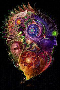 Psychedelic Peace Pusha