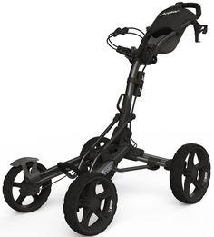 Clicgear Model 8 Golf Push Cart - Rang Review