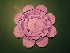 Floral Perpetua, tutorial