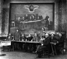 Atelier Robert Doisneau | Site officiel // Les coulonneux de Tourcoing 1951