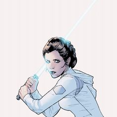 Princess Leia Organa - Star Wars Princesses - Ideas of Star Wars Princesses - And may the force be with us. Carrie Fisher, Star Wars Fan Art, Reylo, Leia Star Wars, Star Trek, Princesa Leia, Star Wars Comics, Fanart, Star War 3