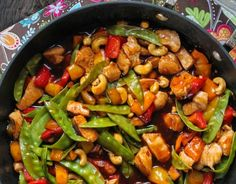 It's Fake Away time! Our favourite dish, Chicken Kung Po, is now Unislim friendly!