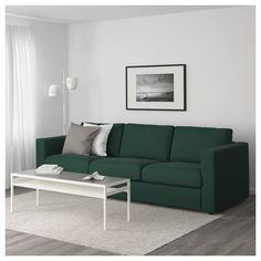 IKEA - VIMLE Sofa Gunnared dark green
