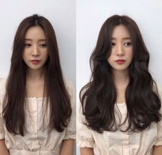 478155685440749707 478155685440749707 Sure, the bushy perms of the might be out of vogue, but th Korean Haircut Long, Korean Wavy Hair, Korean Hairstyle Long, Hair Korean Style, Korean Perm, Ulzzang Hairstyle, Korean Hairstyles Women, Japanese Hairstyles, Asian Hairstyles