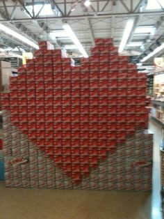 Coke display at Safeway